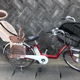 194電動自転車ヤマハパスリトルモア4アンペア