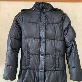 《かなり暖か》Mサイズ♪レディースダウン☆黒☆コート