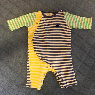 赤ちゃんロンパースのセット