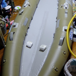 ジョイクラフト カヤック305中古(エンジン用ゴムボートです)