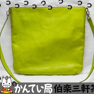 HIROFU【ヒロフ】ショルダーバッグ 03938 グリーン レ...
