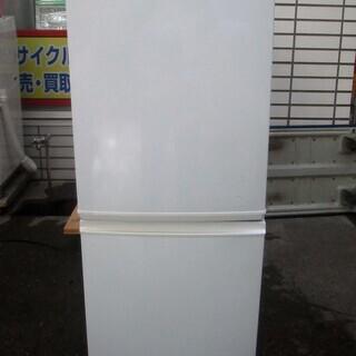 【恵庭発】SHARP シャープ 冷凍冷蔵庫 SJ-714-W 09年製