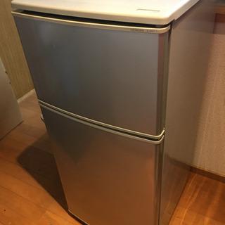2ドア 冷凍冷蔵庫 日立 R-8RT 2003年製 0円