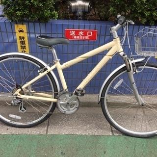 完売【リサイクル車】クロスバイク GAINT CROSS3200...