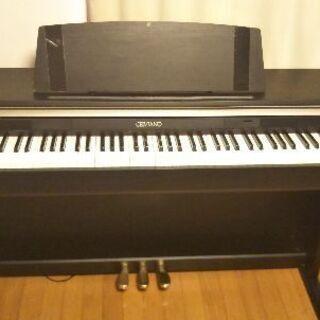 電子ピアノCASIO