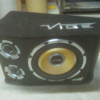 Vibe BlackAir VENTED V12 動作確認してい...