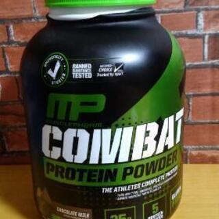 プロテイン MP COMBAT 容器のみ(中身無し)