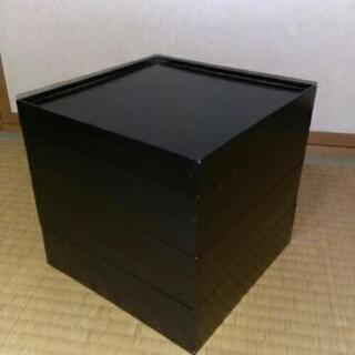 お重箱3段