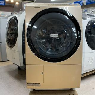 安心の6ヶ月保証付 HITACHI 2013年製 ドラム式洗濯機...