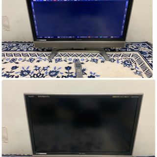 SHARP LC-37EX5 液晶カラーテレビ 2008年製 3...