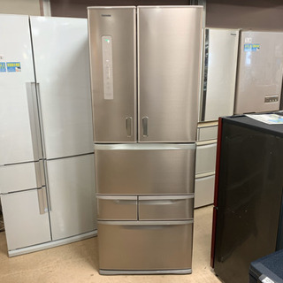安心の6ヶ月保証付 TOSHIBA 2014年製 6ドア冷蔵庫 ...
