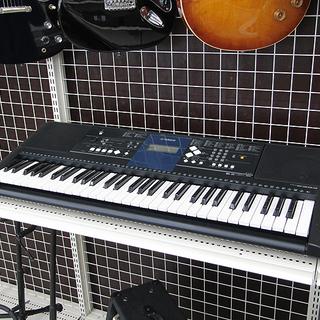 YAMAHA ヤマハ 61鍵電子キーボード PSR-E333 P...