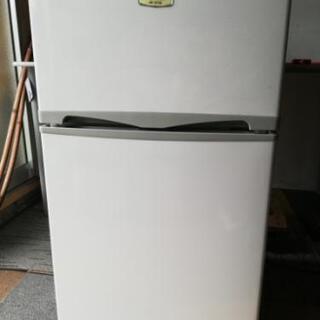 2017年 96㍑ 冷蔵庫 単身用