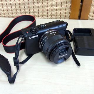 南12条店 Canon/キャノン EOS M100 ミラーレス一...
