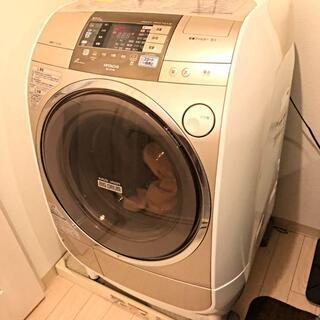 乾燥機付きドラム式洗濯機 2008年式 BD-V3100L