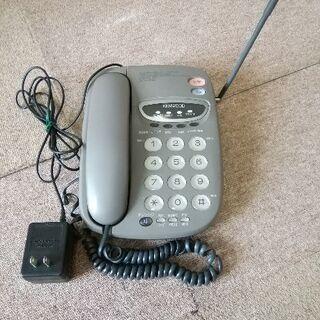 ケンウッド 固定電話機