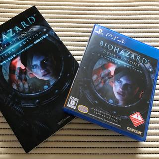 PS4 バイオハザードリベレーションズ アンベールドエディション...