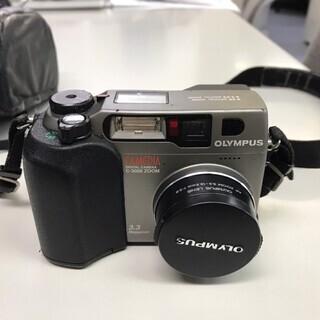 オリンパス デジタルカメラ CAMEDIA C-3000 ZOOM