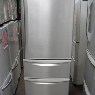 2014年製 パナソニック 3ドア冷凍冷蔵庫 NR-C320ME...