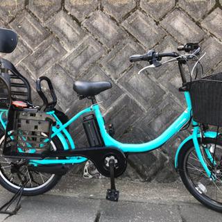 193電動自転車ヤマハパスバビー20インチ充電器なし