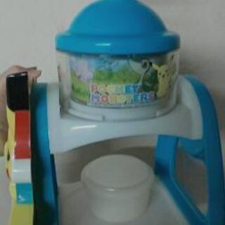 ポケモン かき氷器