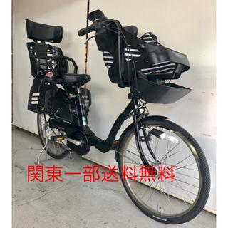 パナソニック ギュット 3人乗り 8ah 新基準 電動自転車 電...