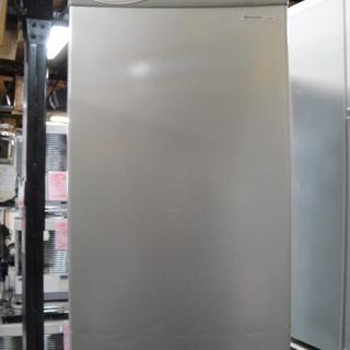 2012年製 シャープ 1ドアノンフロン冷蔵庫 SJ-H8W-S...
