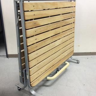 アテックス ATEX 収納型 ベッド セミダブル 折り畳みベッド