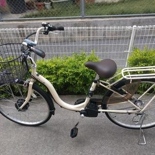 【アサヒサイクル】26型 電動アシスト自転車 スイミー26