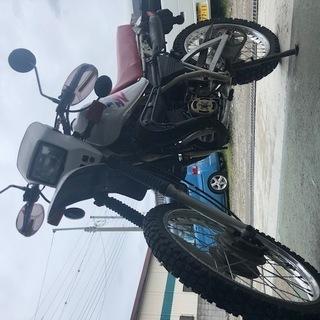 ヤマハ DT 50 オフロードバイク