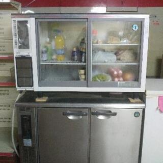 ホシザキ冷蔵庫②