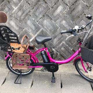 196電動自転車ヤマハパスバビー 20インチ 8アンペア