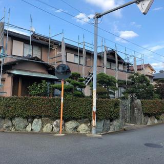 戸建て及び集合住宅の塗装工事