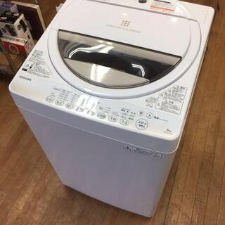 【60日間動作保証🐢】TOSHIBA 6kg洗濯機 2015年製...