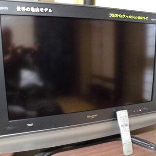 東芝32型テレビ
