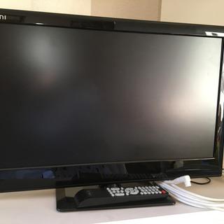 24型液晶テレビ 2011年製 TLD-24PLB ※家具…