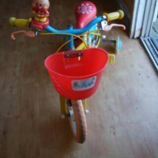 値下げします!アンパンマンの自転車