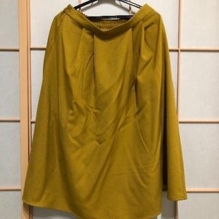 【新品•未使用】GUスカート、トップス