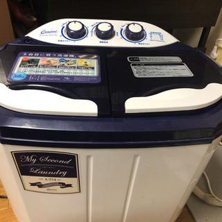 [商談中]小型洗濯機