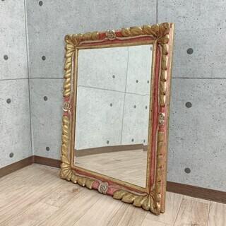R*730 海外製 鏡 ウォールミラー