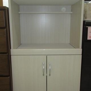 jt0010 レンジボード 白 幅60㎝ レンジ台 キッチン家具...