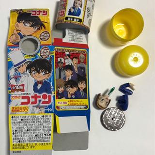 プレゼント応募 名探偵コナン チョコエッグフィギュア 応募券バー...