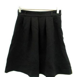 スカート 黒 40size c.d.s basic