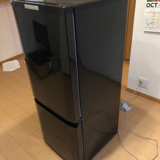 三菱冷蔵庫 MR-P15X-B 中古