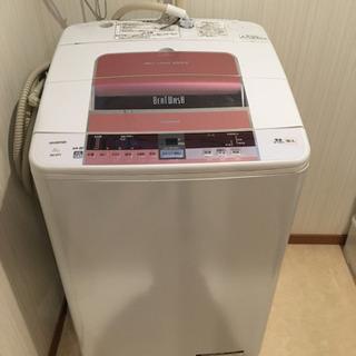 日立ビートウォッシュ縦型洗濯機