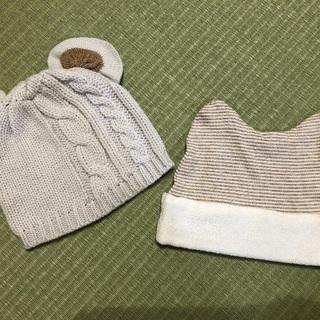 【未使用】ベビー用帽子