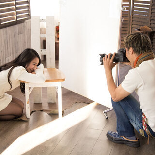 MGRA写真教室 フォトグラファー短期養成プラン     8時間集中ポートレート撮影レッスン!    - 新宿区