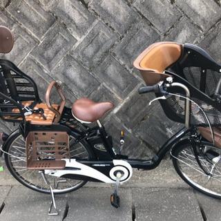 191電動自転車 パナソニックギュット 8アンペア