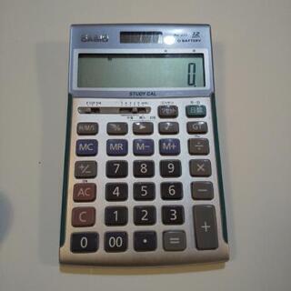 カシオ 金融電卓 AZ-25s