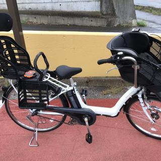 186電動自転車ヤマハパスリトルモア 長生き8アンペア